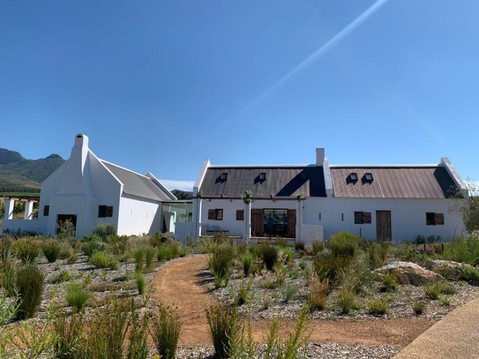 The Fynbos Cottage at Baylonstoren