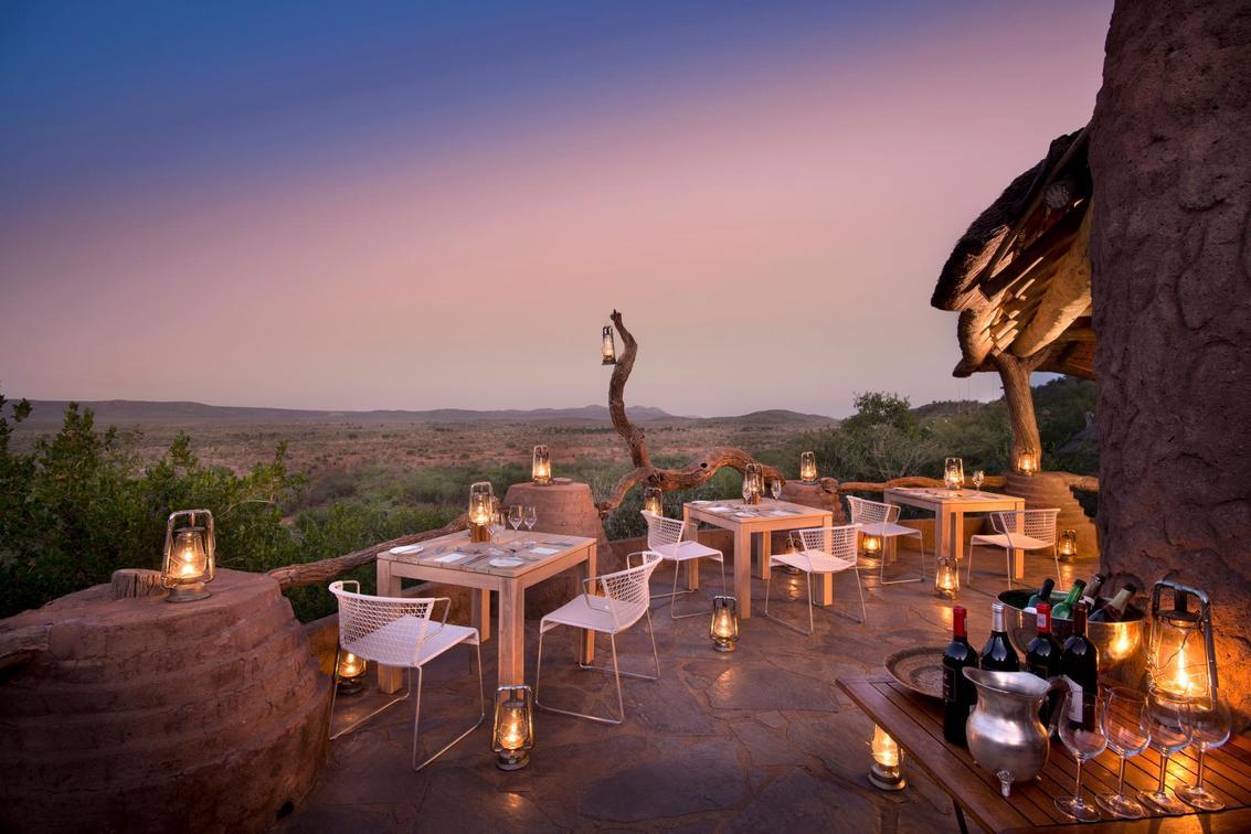 Madikwe Safari Lodge Sunset Dinners
