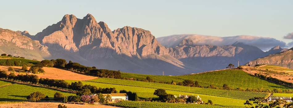 Stellenbosch The Winelands South Africa