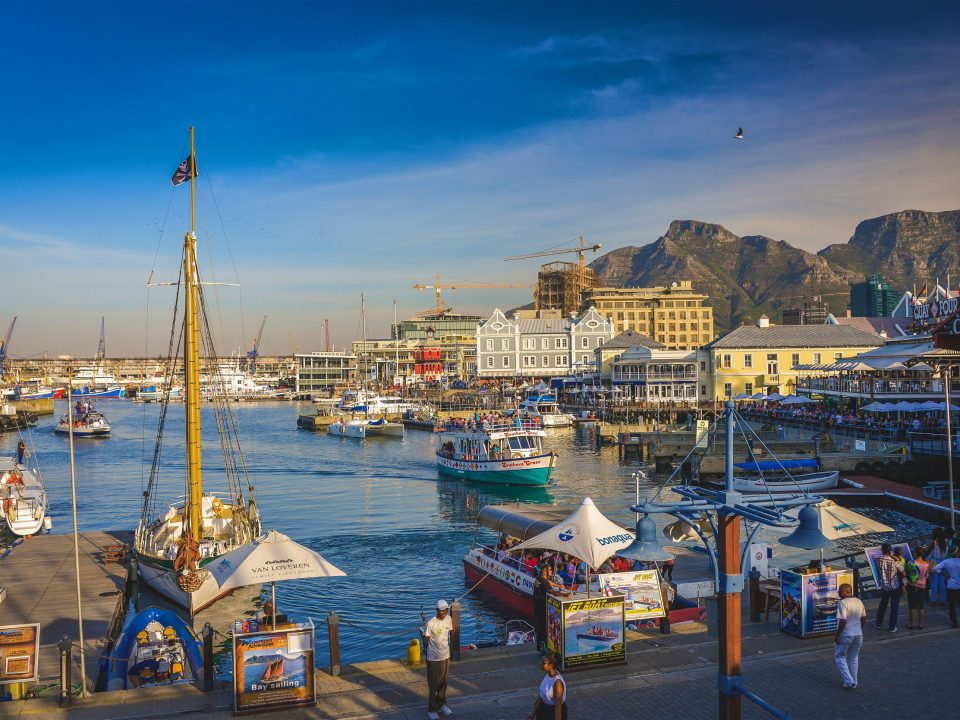 V & A Waterfront South Africa